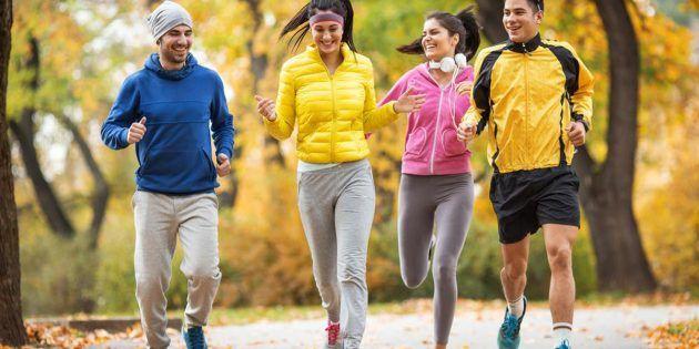 Cosa indossare per correre in autunno