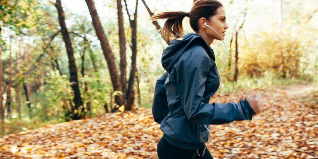migliore giacca running autunno