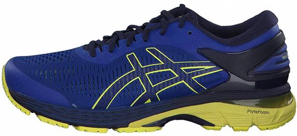 Asics Gel Kayano 25 La scarpa di stabilità migliore di Asics
