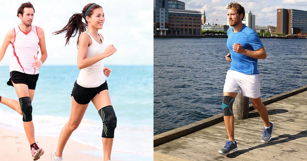 Migliori ginocchiere a compressione per correre