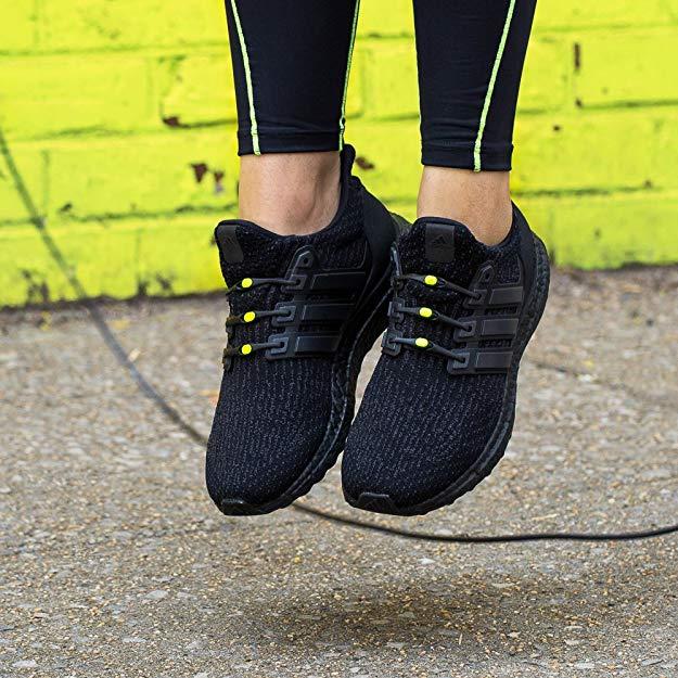 adidas Ultraboost, Scarpe da ginnastica nere Uomo