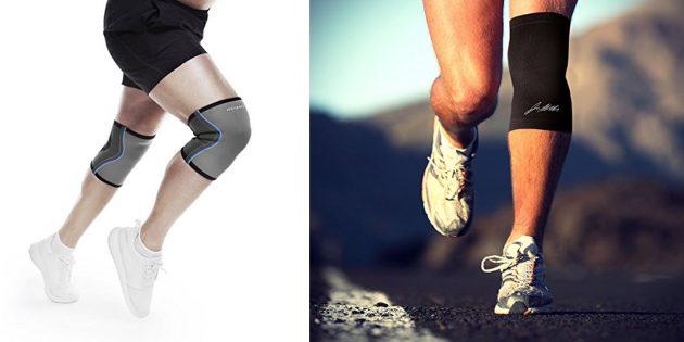migliore fascia ginocchio per correre