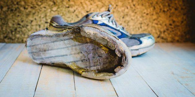 Quando cambiare le scarpe da running  chilometri 79ec38ad8a7