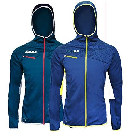 Migliore giacca running con cappuccio