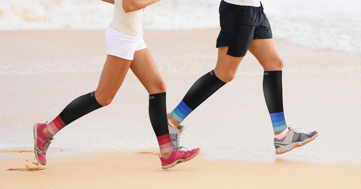 Migliori gambali a compressione e scalda polpacci per correre