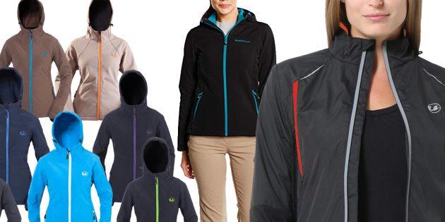 Migliori giacche running da donna traspiranti