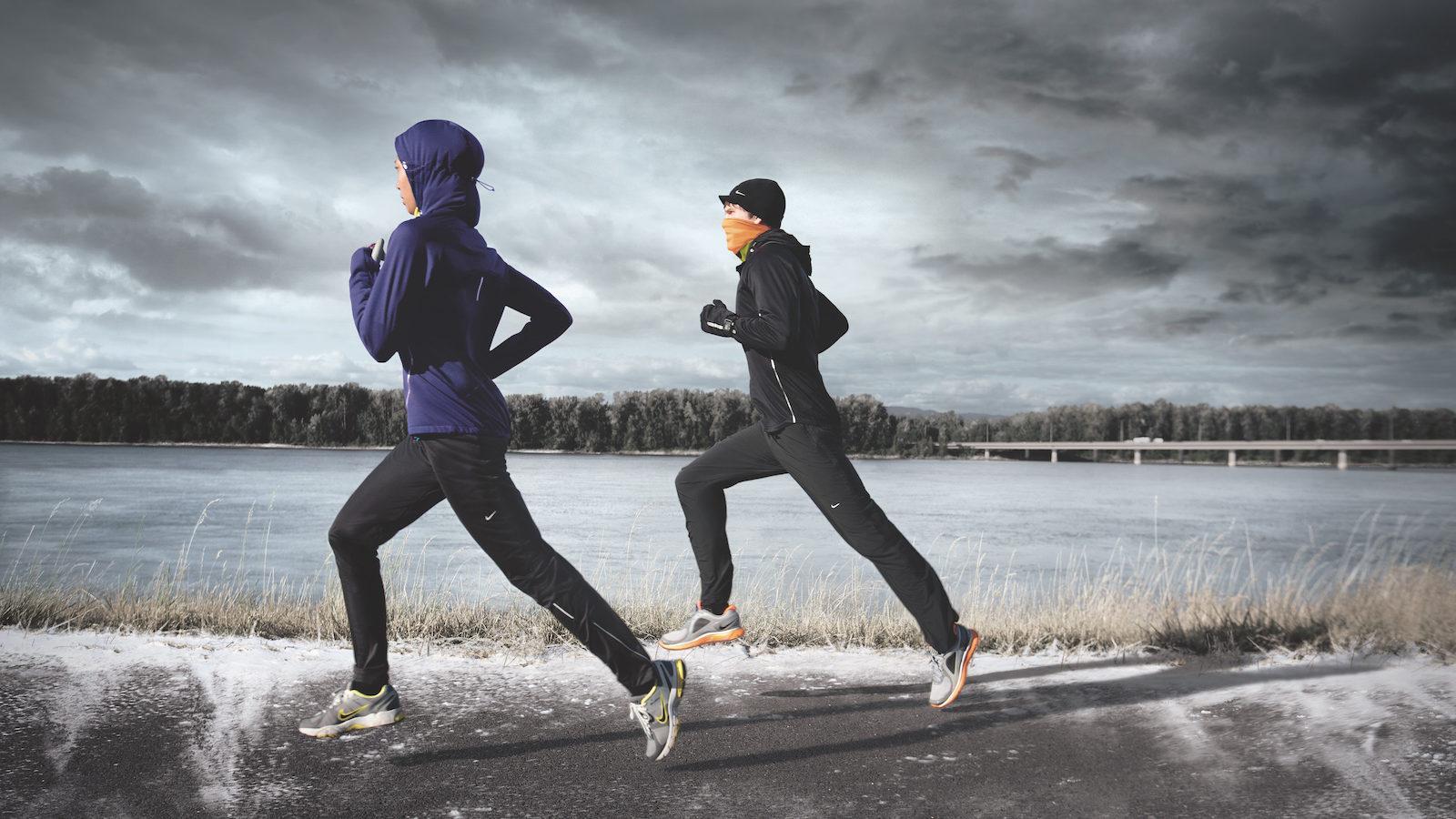 2646c36817fd58 Migliore abbigliamento running invernale per correre con il freddo