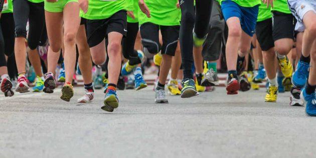 scarpe running bambino