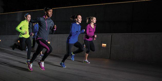 il migliore Abbigliamento running riflettente per correre e rendersi visibili