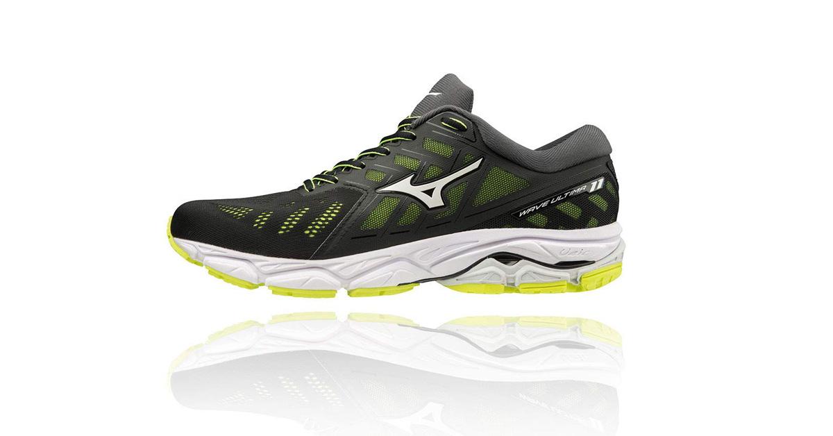 Recensione Mizuno Wave Ultima 11: scarpe running ammortizzate per tendinite