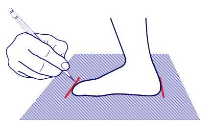 Come scegliere la giusta taglia delle scarpe da running