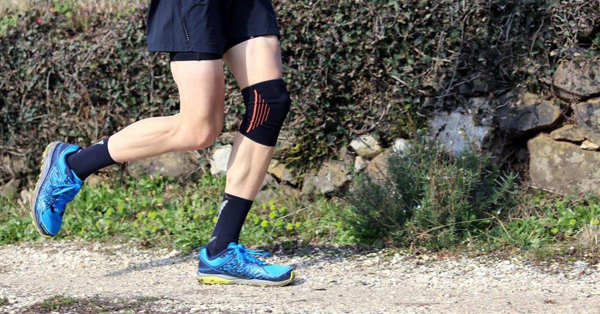 Fascia ginocchio per correre: le migliori ginocchiere elastiche