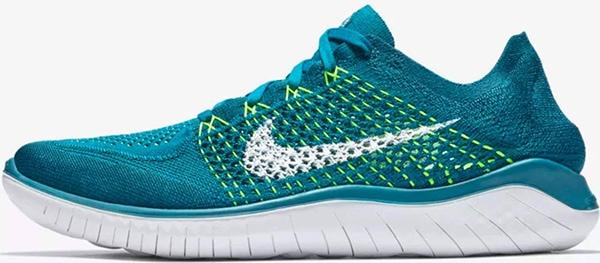 Scarpe running Nike Free RN Flyknit 2018 uomo