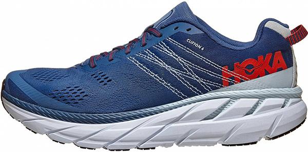 HOKA Clifton 6 migliori scarpe running Uomo